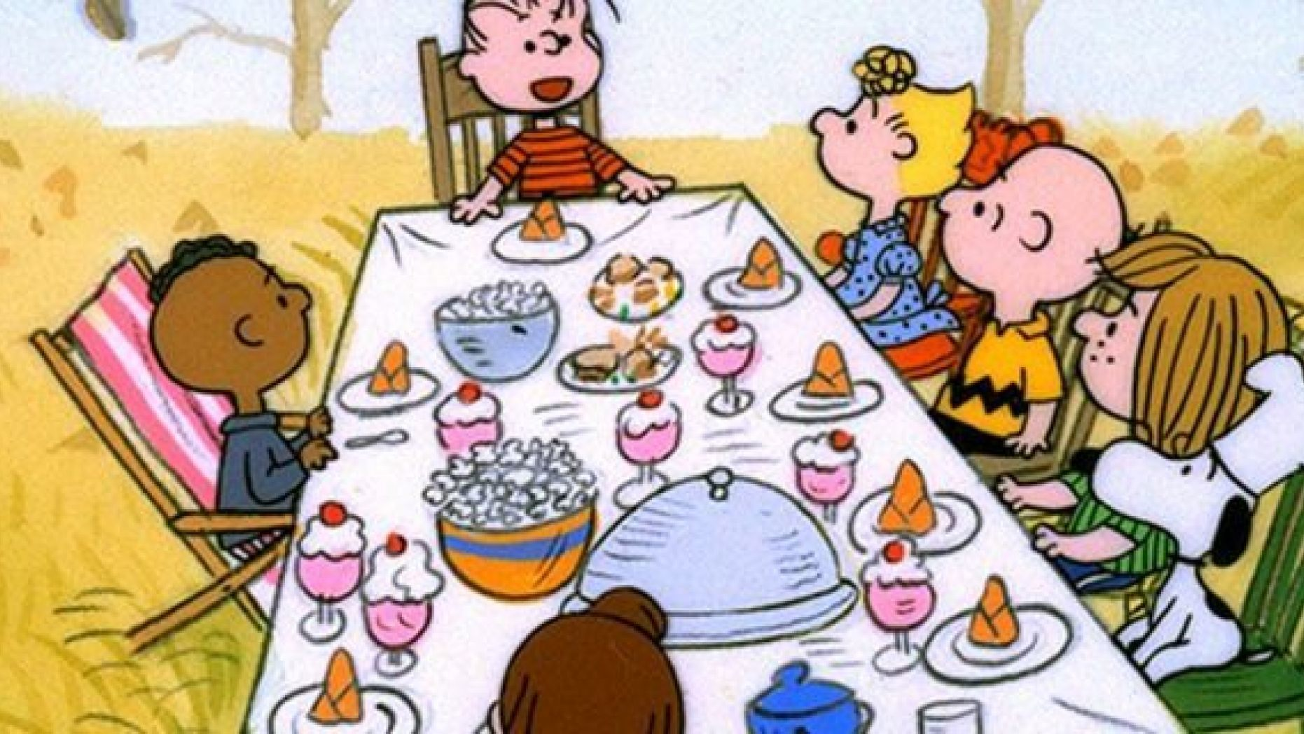 "Charlie Brown Thanksgiving 2018 >> Viewers Call ""Charlie Brown's Thanksgiving"" Racist – American Downfall"